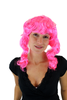 Party/Fancy Dress/Halloween Wig PINK Gothic Lolita 2 cute BRAIDS Cosplay Disco VZ-065-PC5