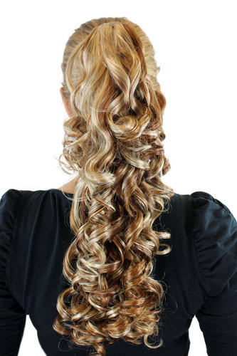 Hair Extensions blond JL-3254-HL2374B