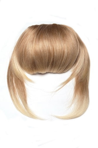 Clip-In Pony, lange Seiten, Blond-Mix Q055-27T613