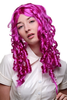 Party/Fancy Dress Lady WIG long colonial BAROQUE curls coils COSPLAY Anime Gothic Lolita Steampunk