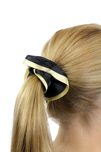 Hair Extensions Scrunchy black Z021
