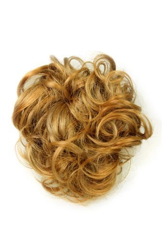 Hair Extensions scrunchy blond PAOLA-18+26B
