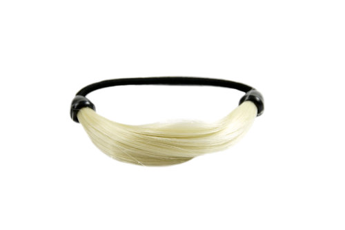 Hair Extensions scrunchy blond NHA-003B-613