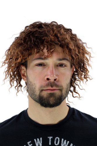 MAN Quality Wig for Men MIXED BROWN wild long CARIBBEAN wildboy playboy LOOK kinky curly Soccer