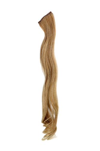 2 Clips Strähne wellig Blond-Mix YZF-P2C25-27T613