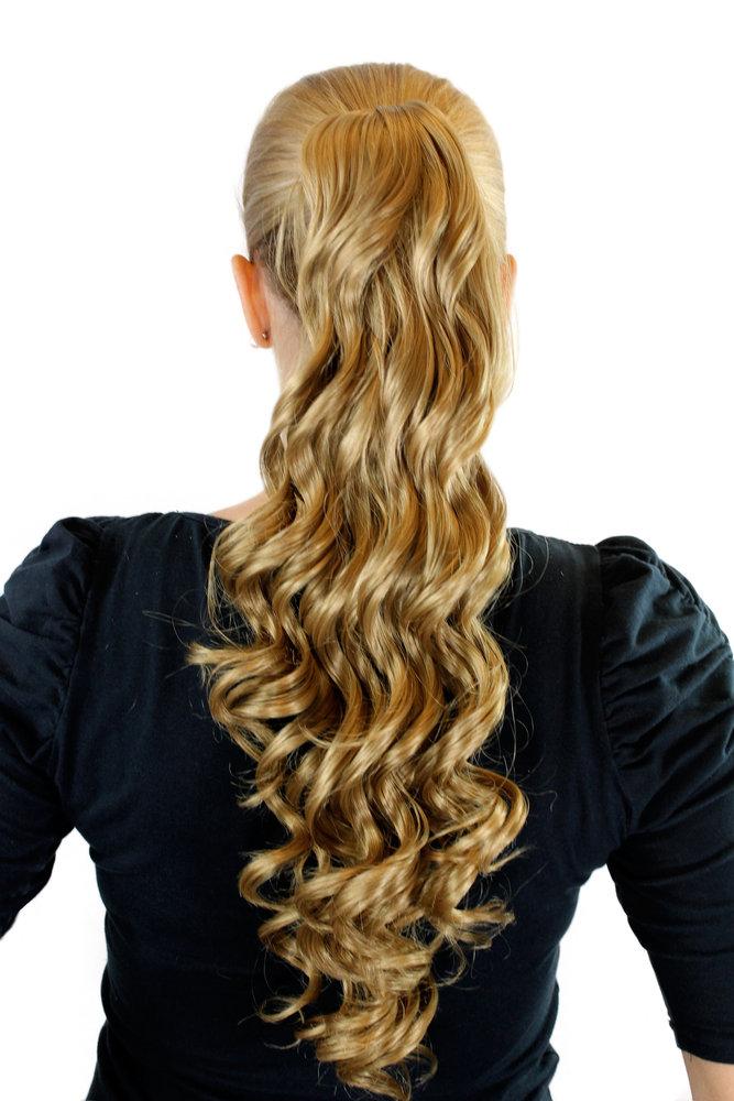 Hair Extensions Blond Jl 3208 22
