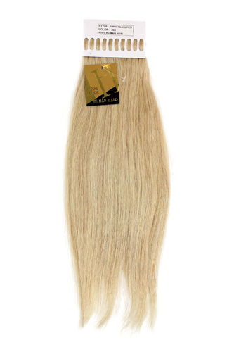 Echthaar Extensions Set 100x1g Blond 18HH-1G-88