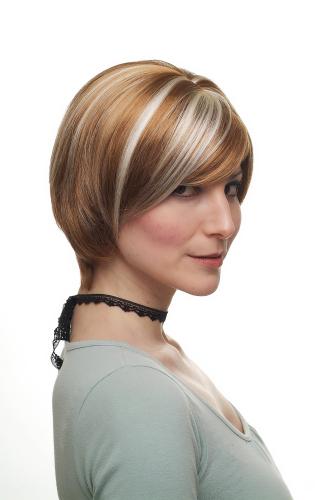 Mit frisuren strähnen dunkelblond 15 Frisuren