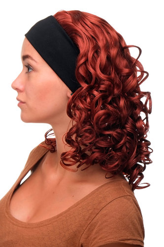 wig red BRO-704-350
