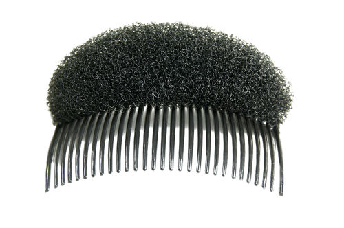 Hair Extensions bun black RH-047-black