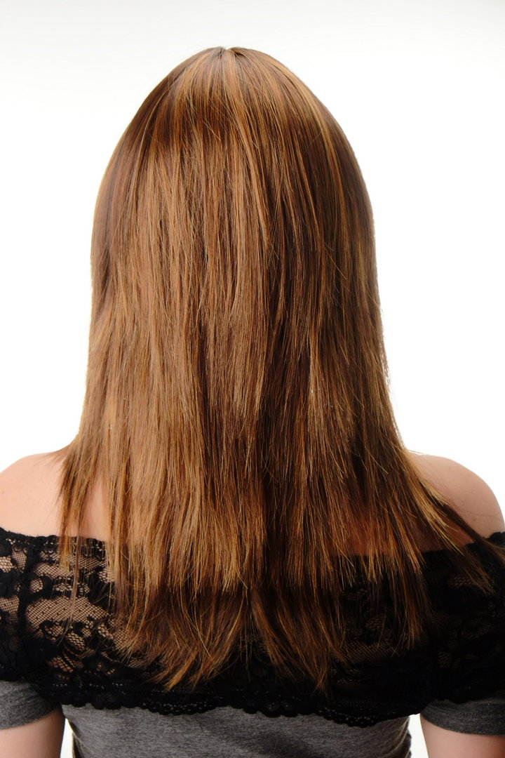 Shoulder Length Medium Length Layered Straight Hair 85