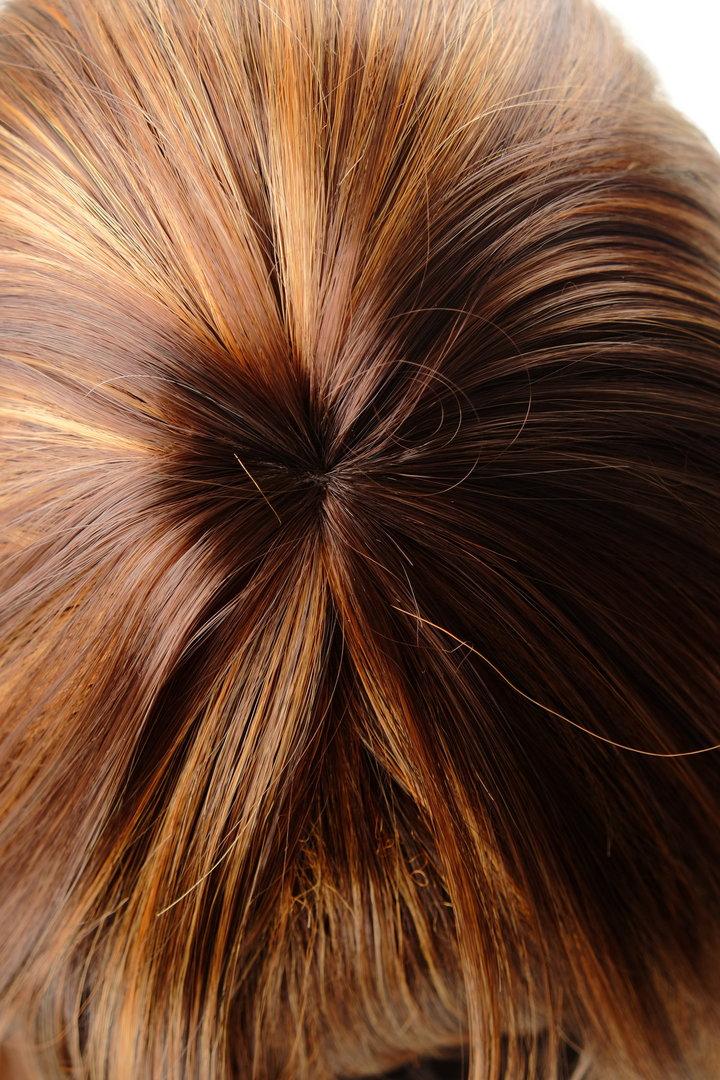 Shoulder Length Medium Length Layered Straight Hair 100