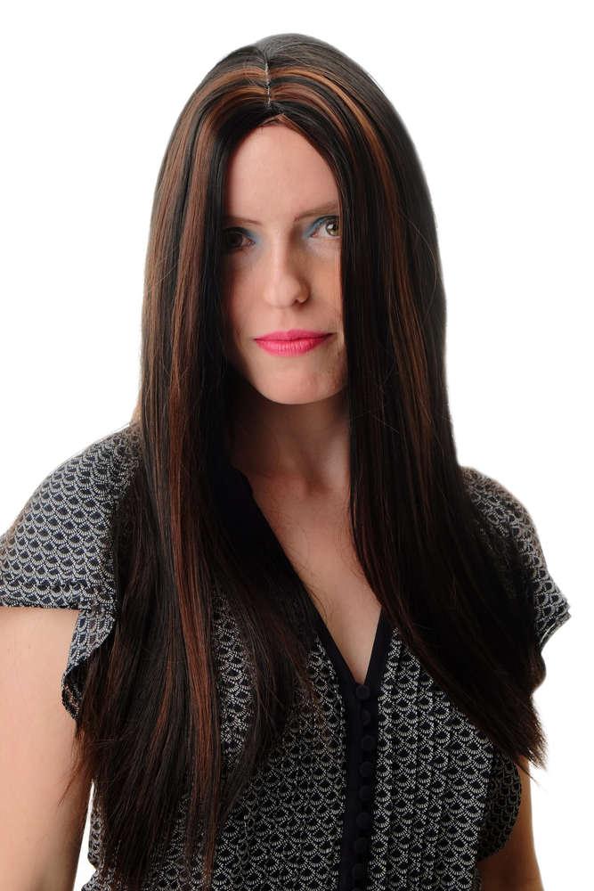 Braune Strähnen Braune Haare Mit Roten Strähnen 2019 10 27