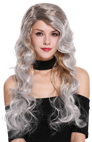 very long wild colours black gray blond Diva Vamp 91577-ZA68ATZA27/ZA1