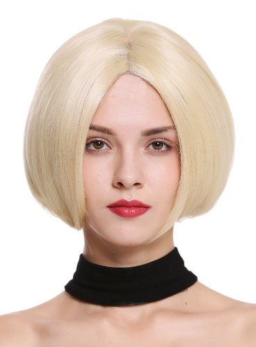 Perücke Bob Monofilament Lace-Front Hellblond 3337A-FHT-MF-26