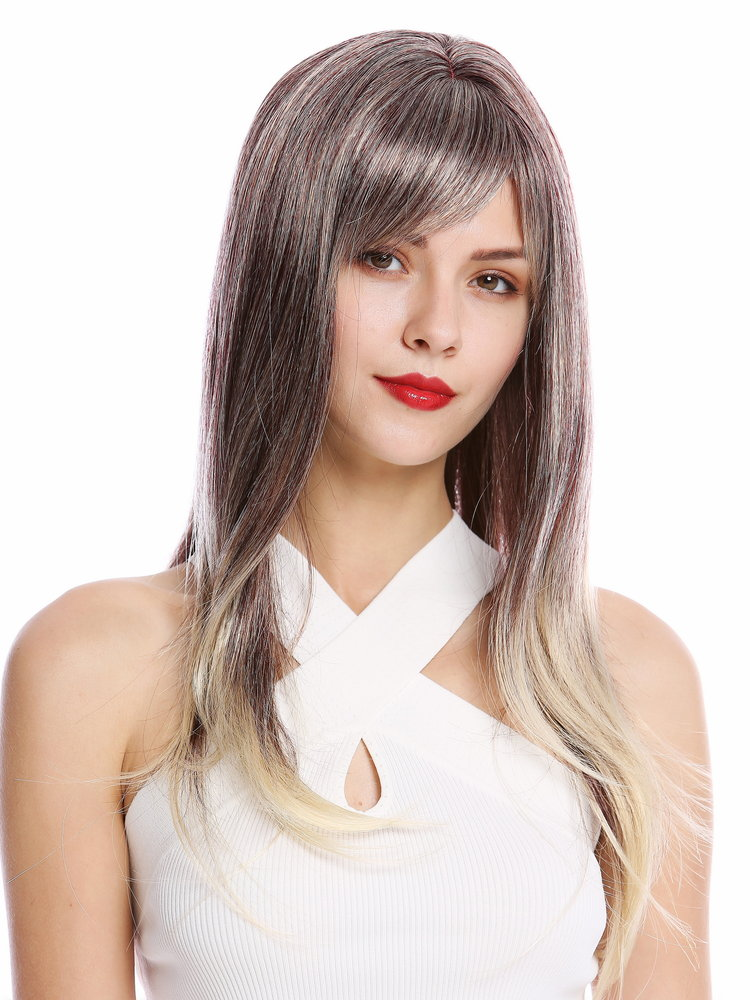 Long Layered Hair Straight With Bangs 103