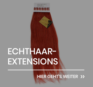 Echthaar-Extensions (Bondings)