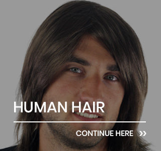 human hair wigs for men